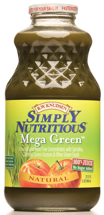 Mega Green juice