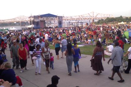 Louisville Waterfront Festival