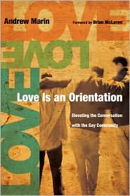 Love Is an Orientation book