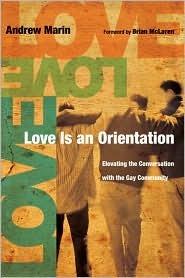 Love Is an Orientation book