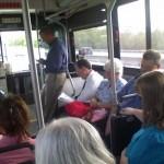 bus standers
