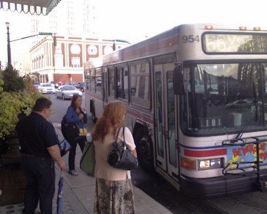 Louisville bus