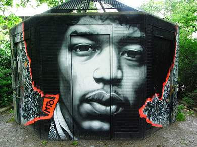 Jimi Hendrix remastered by MTO (via basspunk)