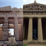 Parthenon comparison (Athens and Nashville)