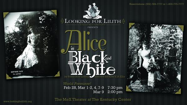 Alice in Black and White