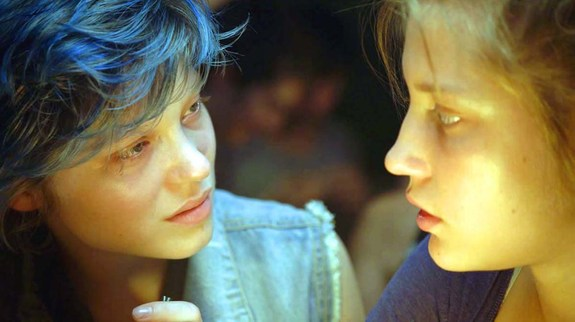 Blue is the Warmest Color movie still