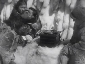 Nanook of the North. 1922. Flaherty.