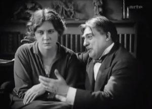 Smiling Madame Beudet. 1923. Dulac.