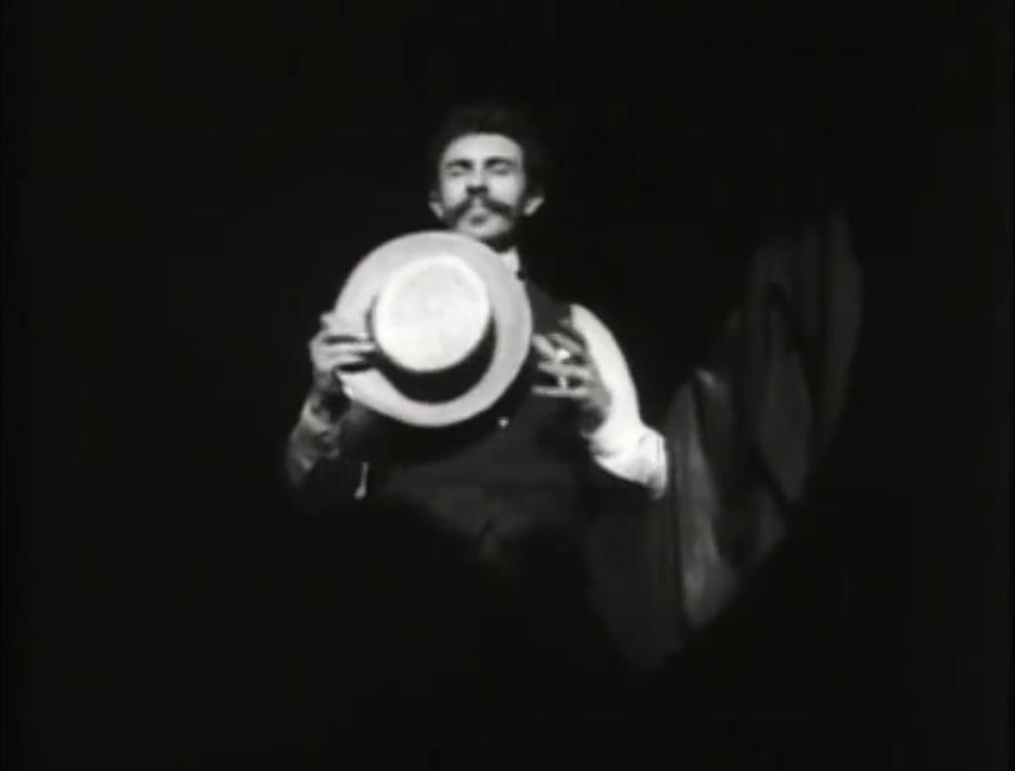 Dickson Greeting. 1891.