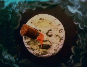 A Trip to the Moon. 1902. Méliès.
