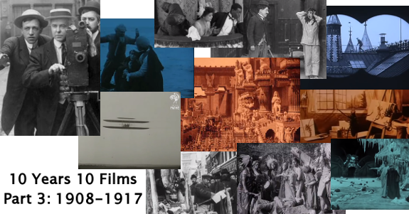 World cinema 1908-1917