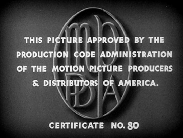 Changes in the Hollywood Production Code | Zepfanman.com