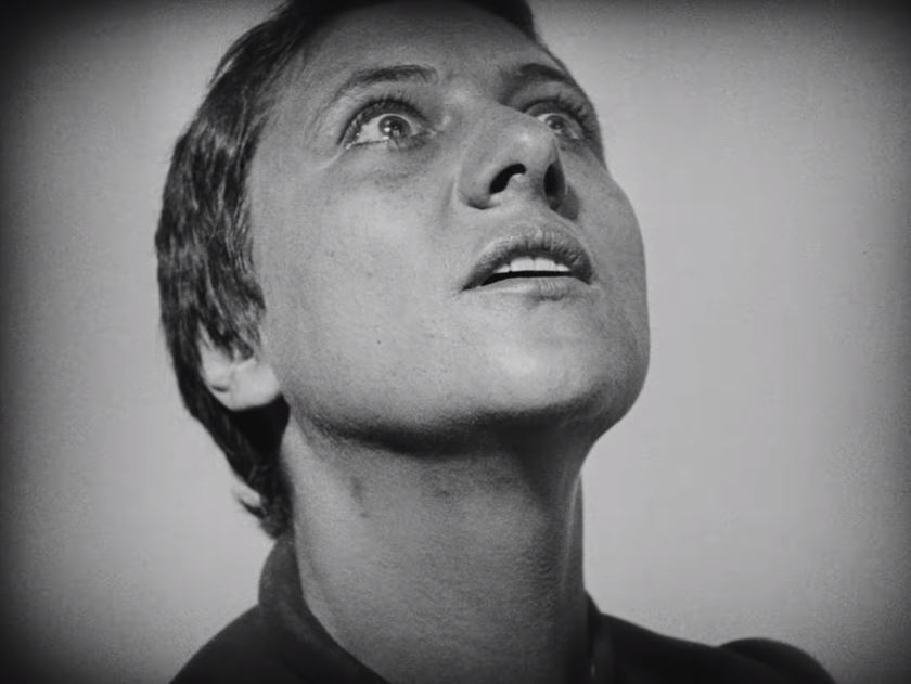 The Passion of Joan of Arc. 1928. Dreyer.