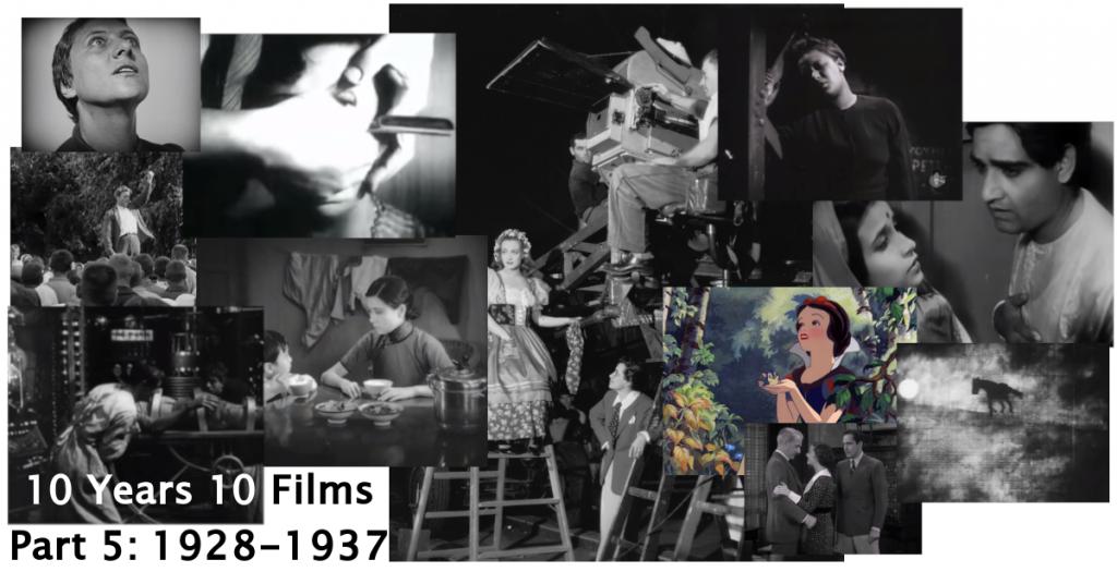 World cinema 1928-1937